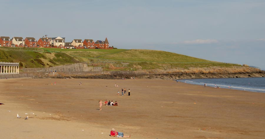 manchester england beaches top 10 uk coastal towns enjoy these seaside towns year round