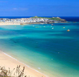 Top 10 British Beaches