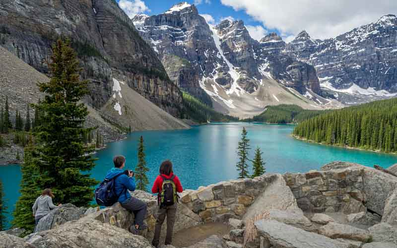 Canada backpacking