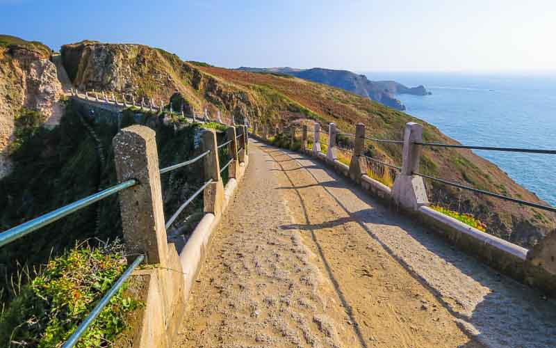 Island England