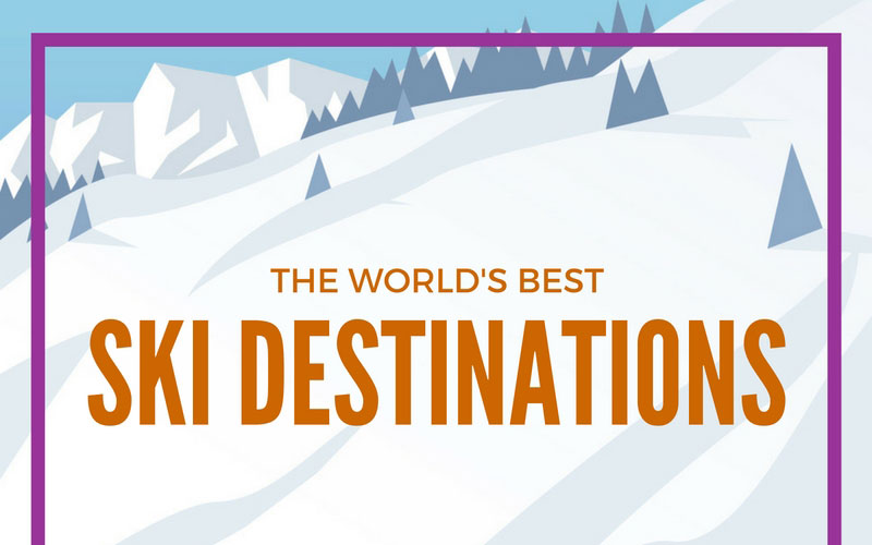 Ski Holiday Destinations